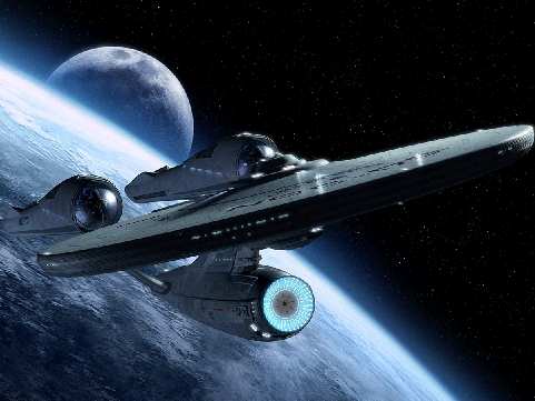 U.S.S. Enterprise NCC-1701