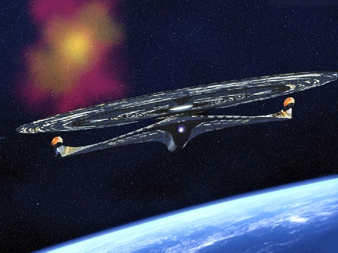 USS Enterprise NCC-1701-J